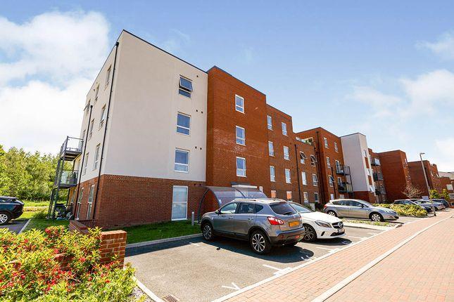 1 bed flat for sale in Lett Lane, Castle Hill, Ebbsfleet Valley, Swanscombe DA10