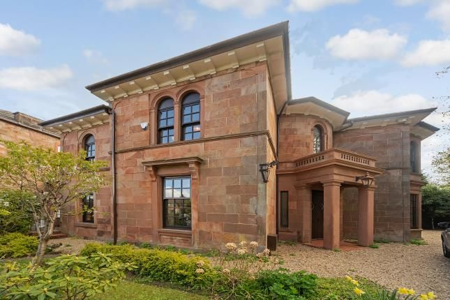 Thumbnail Detached house for sale in Rosebank Avenue, Blantyre, Glasgow, South Lanarkshire