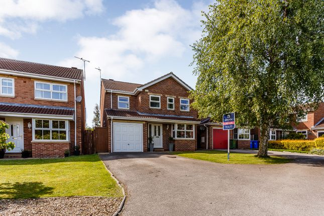 4 bed detached house for sale in Sorrel Close, Beverley