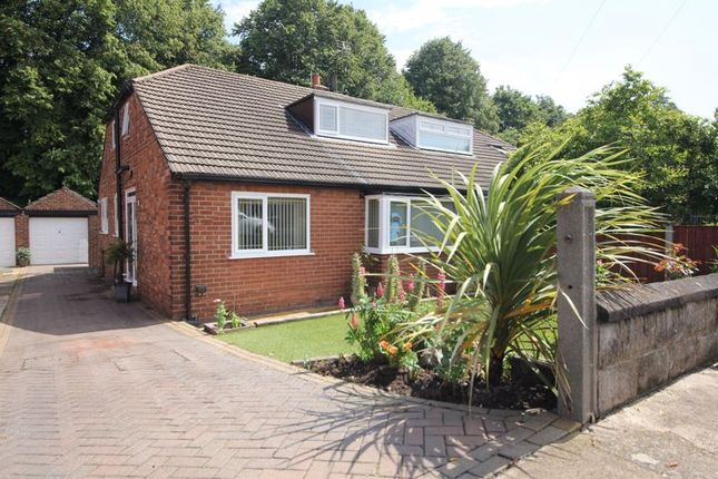 Thumbnail Semi-detached bungalow for sale in Station Road, Gateacre