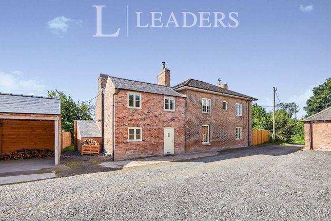 4 bed detached house to rent in Dalbury Lees, Ashbourne DE6