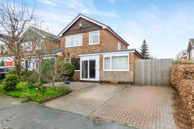 4 bed detached house for sale in Sandown Crescent, Cuddington, Northwich, Cheshire