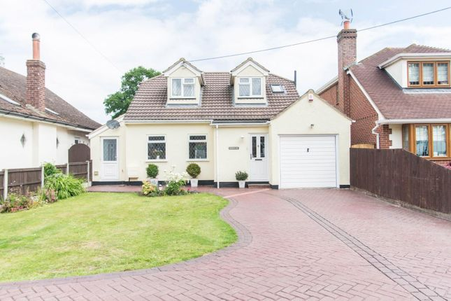 Thumbnail Detached house for sale in Hook End Road, Hook End, Brentwood