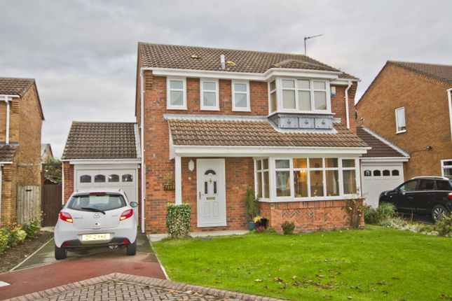 Thumbnail Detached house for sale in Ralph Square, Stockton-On-Tees