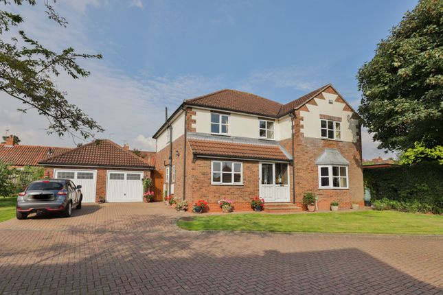 Thumbnail Detached house for sale in White House Garth, North Ferriby, East Yorkshire