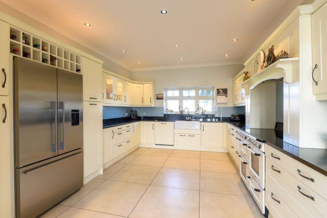 Grange Kitchen of Witham Grange And Witham Barn, Doddington Lane, Dry Doddington, Newark NG23