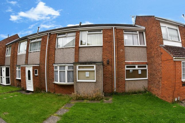 Thumbnail Terraced house to rent in Osprey Close, Walsgrave, Coventry