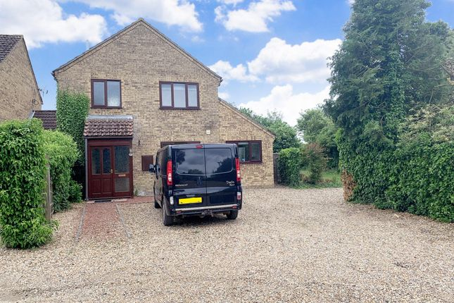 Thumbnail Detached house to rent in Church Road, West Row, Bury St. Edmunds