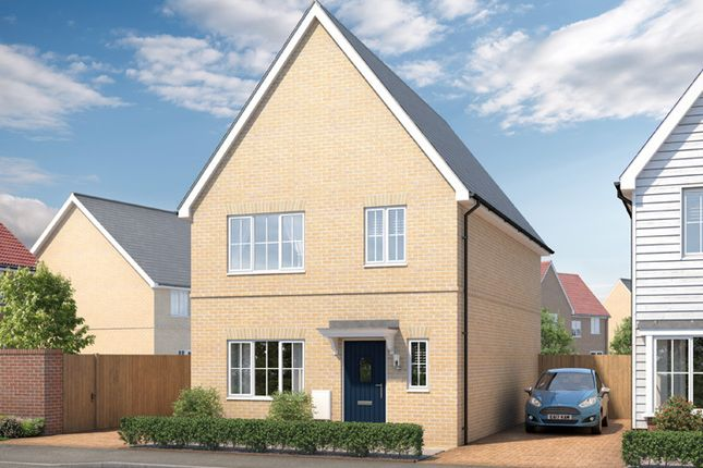 """Thumbnail Property for sale in """"The Elsenham"""" at Yarrow Walk, Red Lodge, Bury St. Edmunds"""