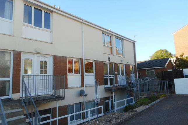 Thumbnail Flat to rent in Windsor Road, Barnstaple