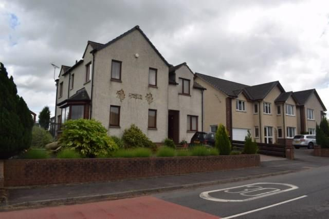 Thumbnail Detached house to rent in Sandpiper, 1 Glencaple Road, Dumfries