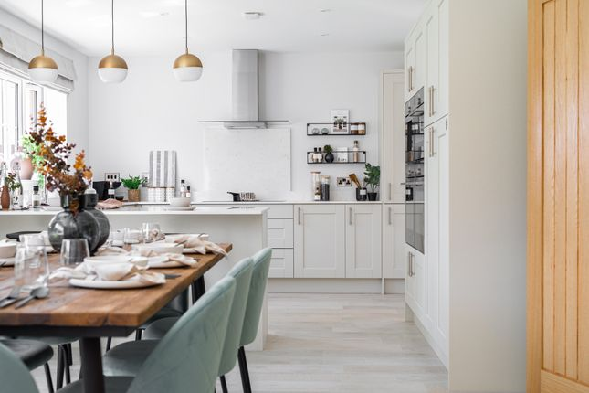 Thumbnail Detached house for sale in Plot 101 The Mill, Home Farm, Exeter
