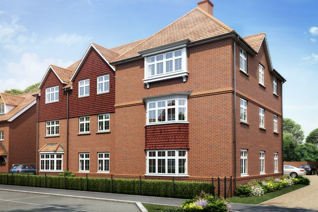Thumbnail Flat for sale in Formby Road, Halling