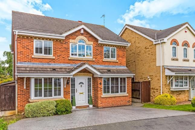 Thumbnail Property for sale in Smore Slade Hills, Oadby, Leicester, Leicestershire