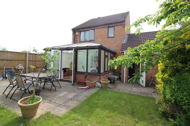 Thumbnail Link-detached house for sale in Vassall Road, Bristol