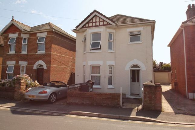 Thumbnail Detached house to rent in Alton Road, Bournemouth