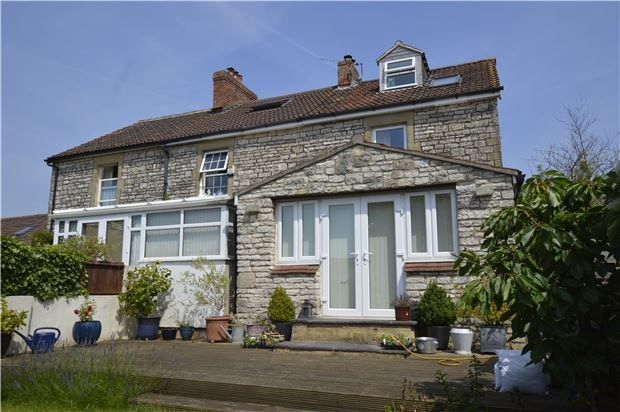 Thumbnail End terrace house for sale in Thicket Mead, Midsomer Norton, Radstock, Somerset