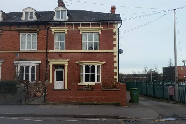 Thumbnail Semi-detached house for sale in South Street, Leominster