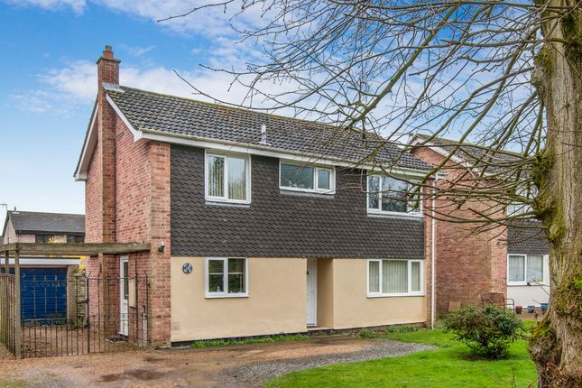 Thumbnail Detached house for sale in Bellrope Lane, Roydon, Diss