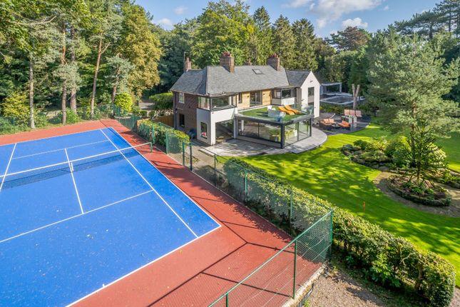 Tennis Court of Quarry Road, Neston CH64