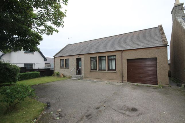 Thumbnail Detached bungalow for sale in Elgin Road, Lossiemouth