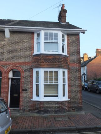 Thumbnail End terrace house to rent in Talbot Terrace, Lewes