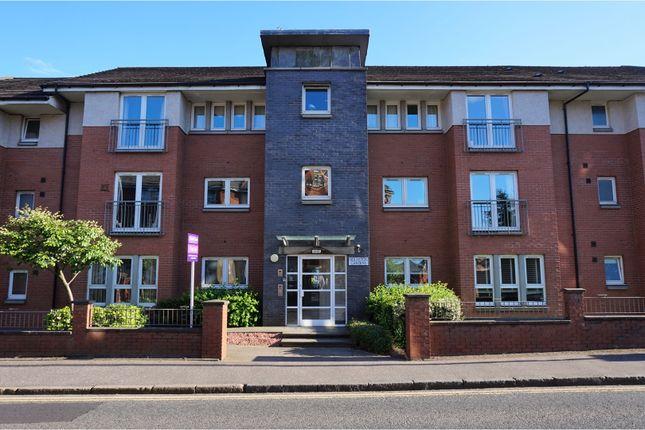 Thumbnail Flat for sale in Holmston Gardens, Ayr