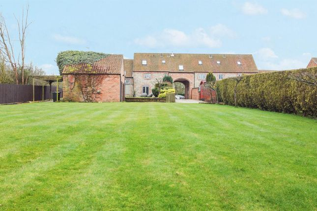5 bed barn conversion for sale in Old Melton Road, Widmerpool, Nottingham NG12