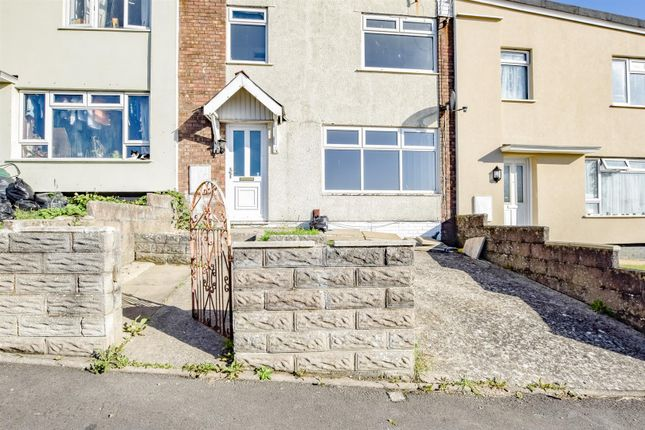 3 bed terraced house for sale in Cresswell Court, Caldy Close, Barry CF62