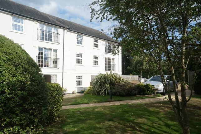 Thumbnail Flat for sale in Parade Court, Ockham Road South, East Horsley, Leatherhead