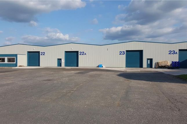 Thumbnail Industrial to let in Units 23 + 23A, Grange Road, Livingston