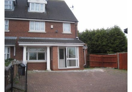 Thumbnail Semi-detached house to rent in Bramble Dell, Birmingham