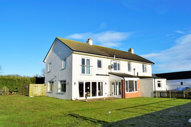 Thumbnail Detached house for sale in Newhouse Farm, Gretna, Dumfries & Galloway