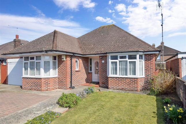 Thumbnail Detached bungalow for sale in Rectory Road, Tarring, Worthing, West Sussex