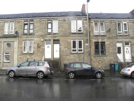 Thumbnail Flat to rent in 55 Dalziel Street, Motherwell
