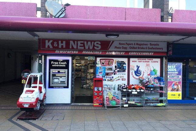 Thumbnail Retail premises for sale in The Parade, Swinton, Manchester