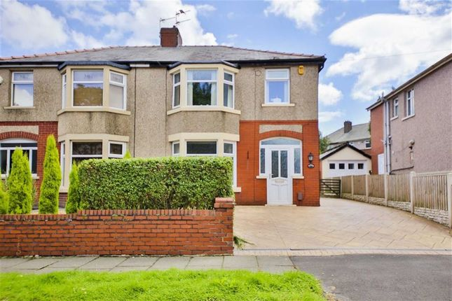 Thumbnail Semi-detached house for sale in Kingsway, Accrington, Lancashire