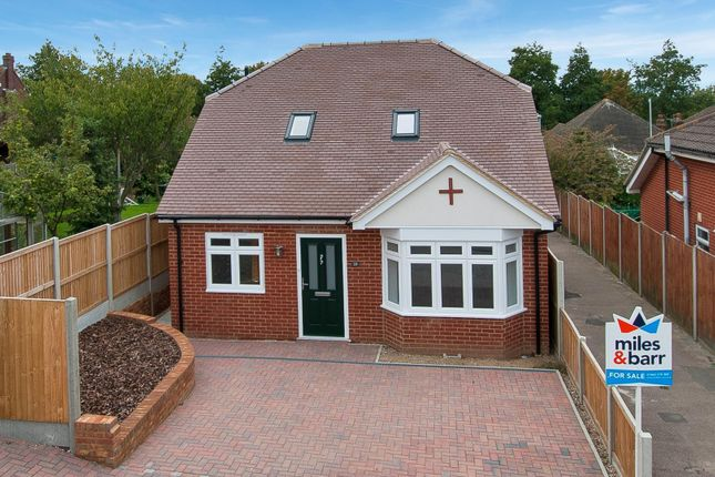 Thumbnail Detached bungalow for sale in Nethercourt Gardens, Ramsgate