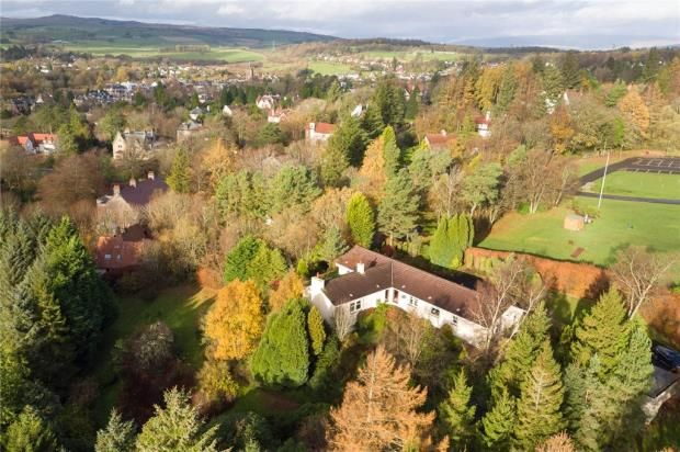 Thumbnail Detached bungalow for sale in Craigrowan, Porterfield Road, Kilmacolm, Inverclyde