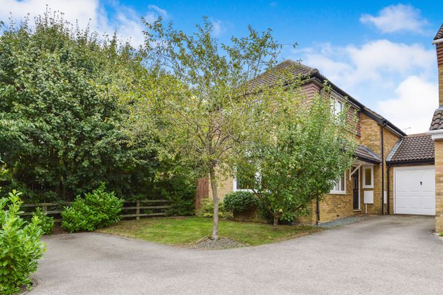Thumbnail Link-detached house for sale in Nether Grove, Shenley Brook End, Milton Keynes