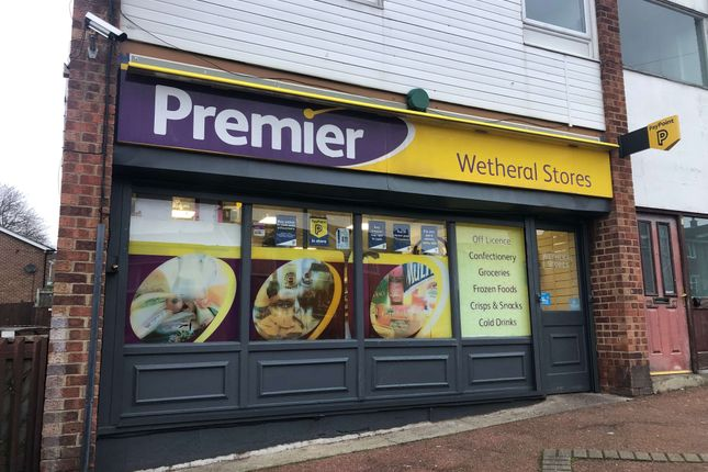 Thumbnail Retail premises for sale in Wetheral Gardens, Gateshead