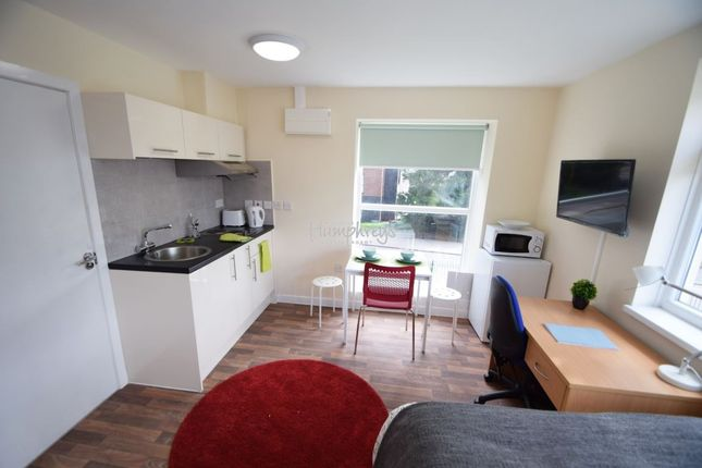 Thumbnail Studio to rent in Livingstone Road, Handsworth, Birmingham