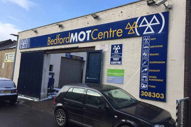 Thumbnail Parking/garage for sale in Trinity Gardens, Bromham Road, Bedford