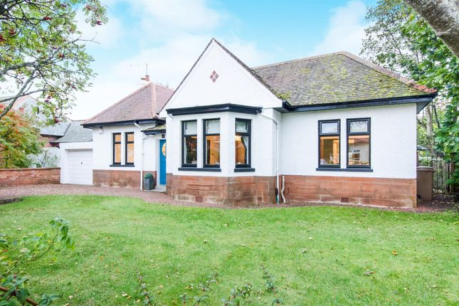 Thumbnail Detached bungalow for sale in Darley Crescent, Troon