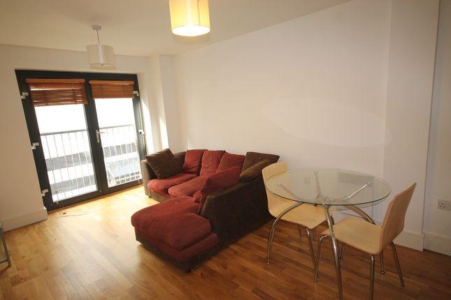 Living Room of Cumberland Street, Liverpool L1