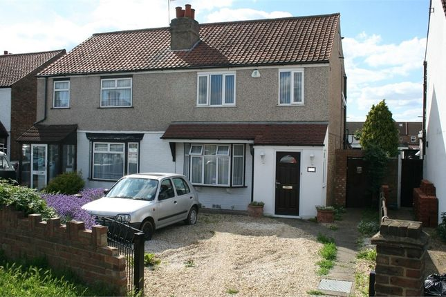 Thumbnail Semi-detached house for sale in Clayton Terrace, Jollys Lane, Yeading, Hayes