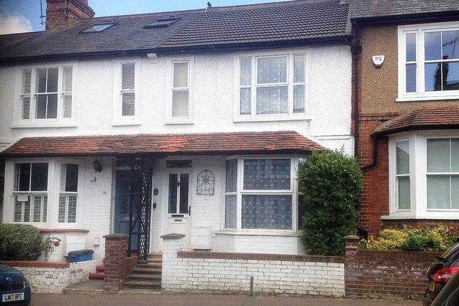 Thumbnail Property for sale in Rudolph Road, Bushey WD23.