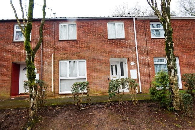 Thumbnail Terraced house to rent in Hafod Court Road, Thornhill, Cwmbran