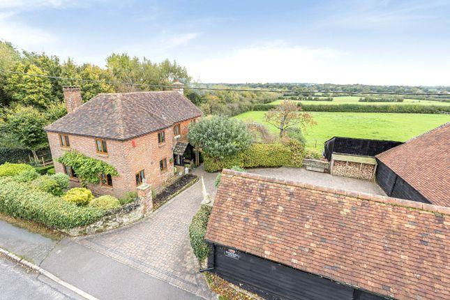 Thumbnail Detached house for sale in Newbridge Road West, Billinghurst, West Sussex