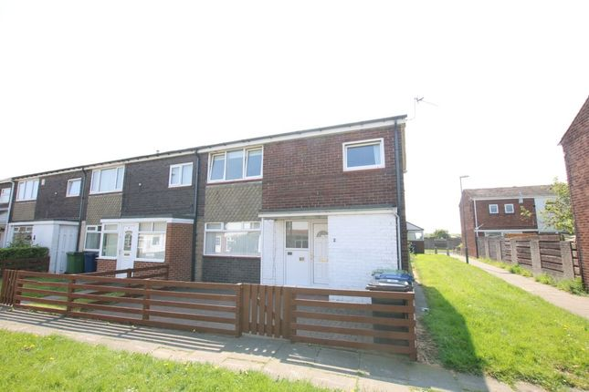 Thumbnail Terraced house to rent in Gibbons Walk, South Shields